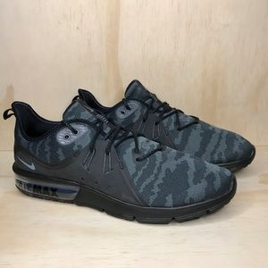 NEW Nike Air Max Sequent 3 Premium Camo